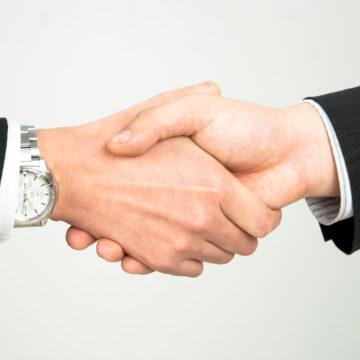 事業提携でビジネスとビジネスの相乗効果!