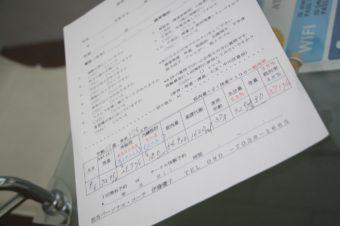肥満予防健康管理士の伊藤優子先生に診断してもらいました。