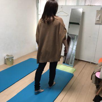 Yasuko先生の美脚ウォーキングレッスンが受講できます!